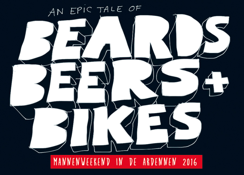 Beards, Beers and Bikes!
